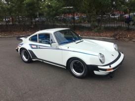 1977 Porsche 930 Martini