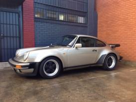 1985 Porsche Turbo