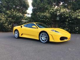 2006 Ferrari 430 Manual