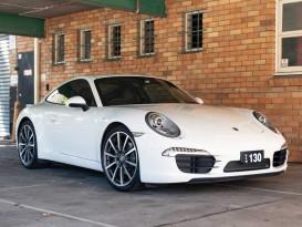 2013 Porsche 911 Manual