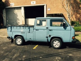 VW T3 Transporter - Coming Soon