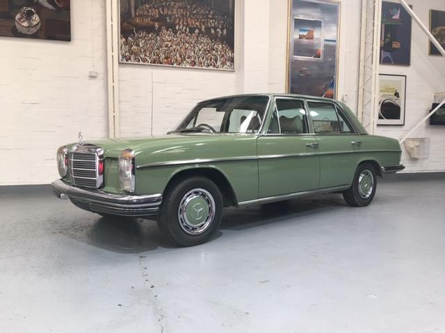 Mercedes Benz 1973 280E W114