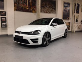 VW Golf 2015 R7auto 4 motion my15