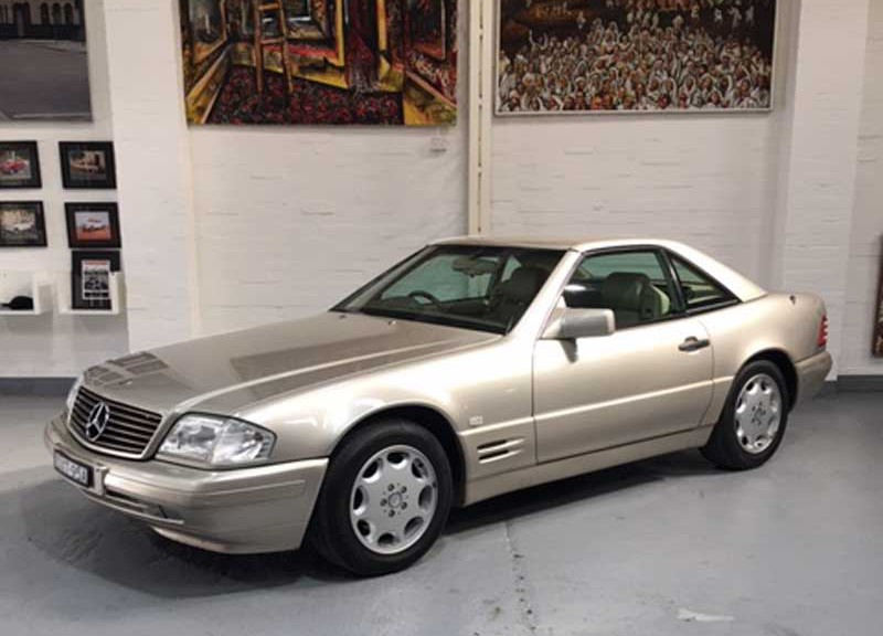 1996 Mercedes-Benz SL280 R129