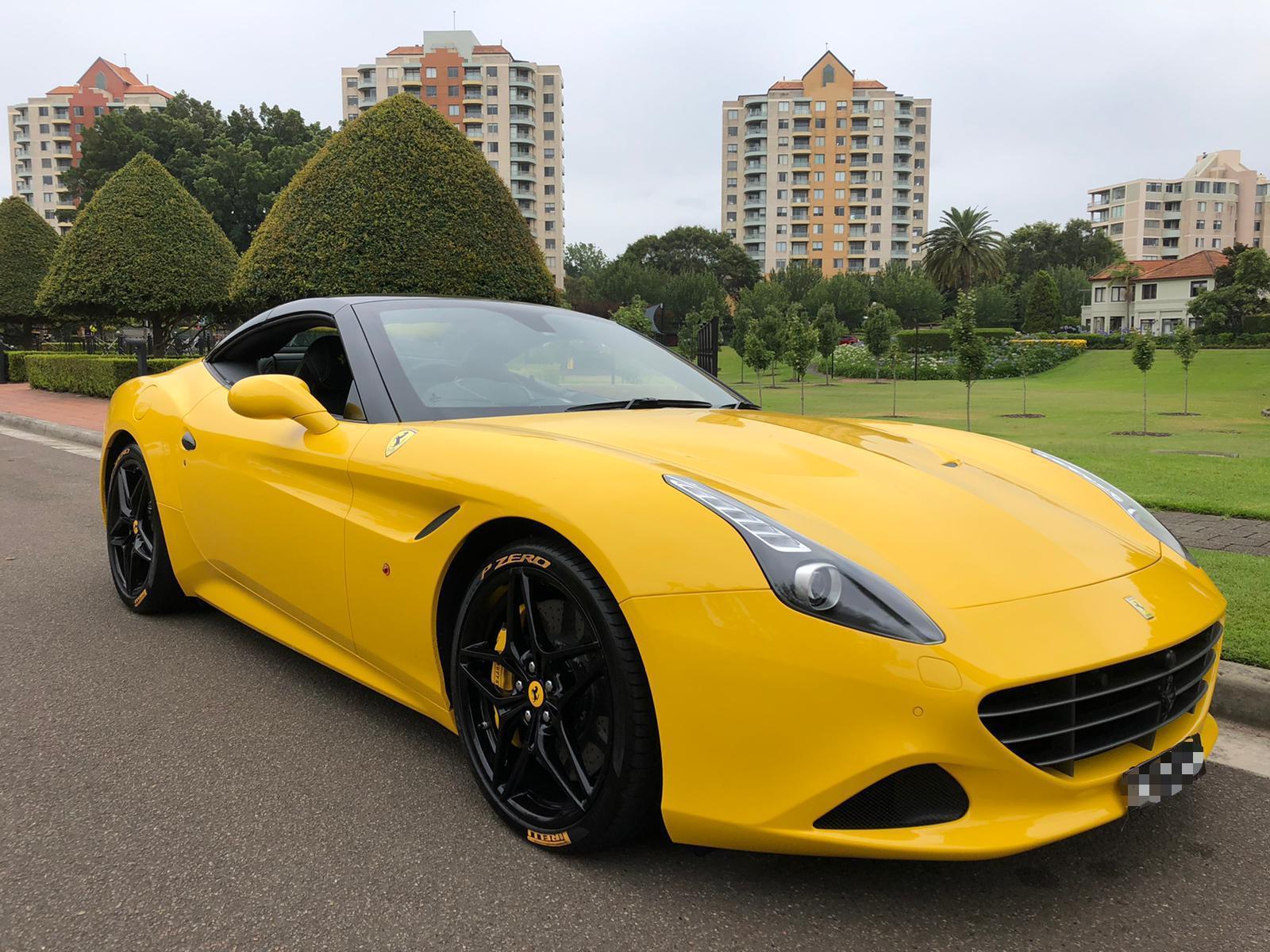 2016 Ferrari California T - Handling Speciali