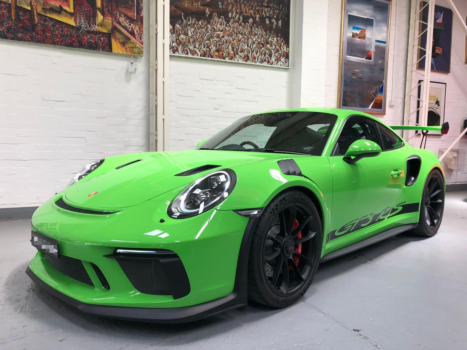 2019 Porsche 911 GT3 RS 991 Auto MY19