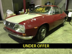 1969 Lancia Fulvia Zagato 1.3