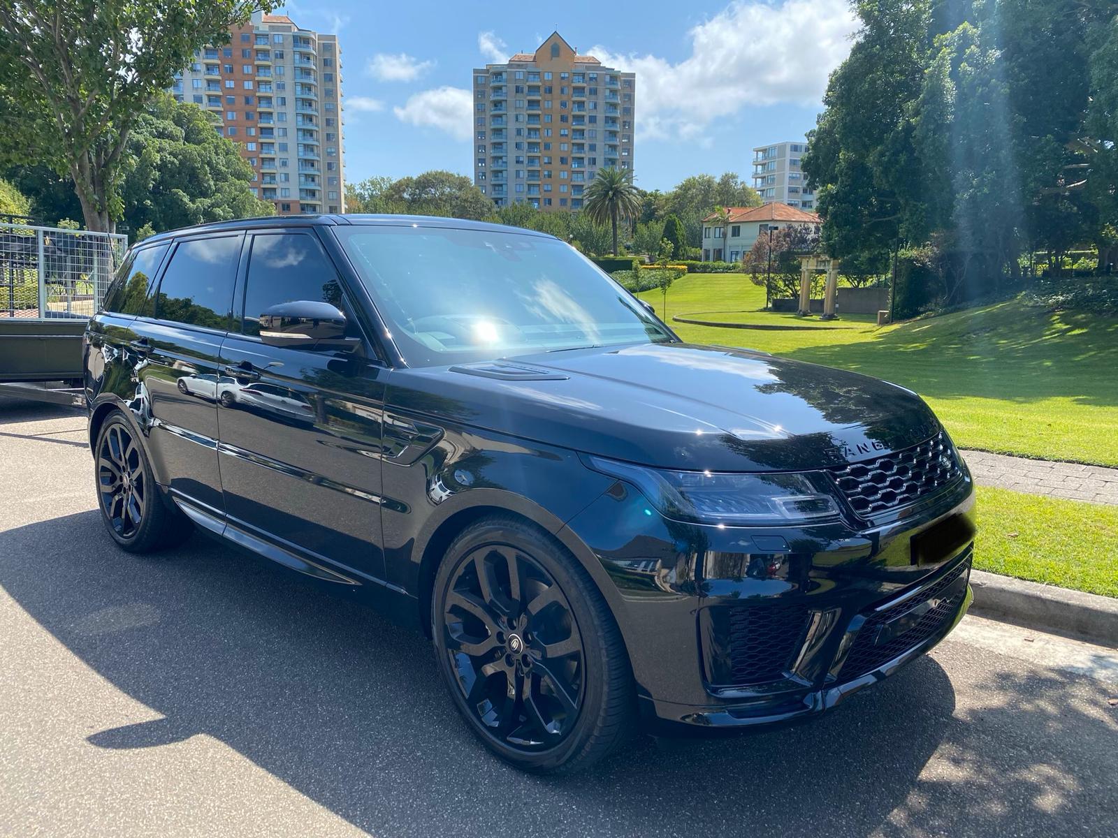2019 Land Rover Range Rover Sport L494