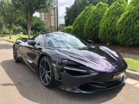2017 McLaren 720S P14 Luxury Coupe