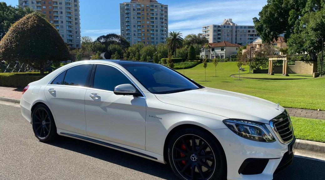 2014 Mercedes-Benz S-Class W222 S63