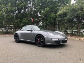 2006 Porsche 911 997 Carrera 4S Coupe