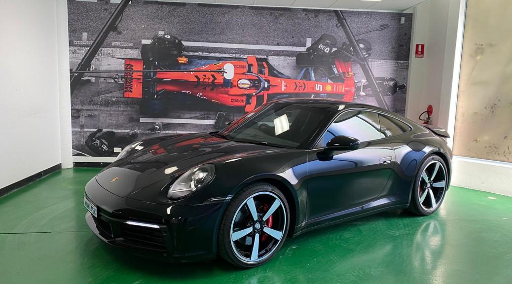 2020 Porsche 992 Carrera S coupe