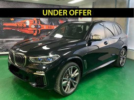 2019 BMW X5 G05 M50i Wagon