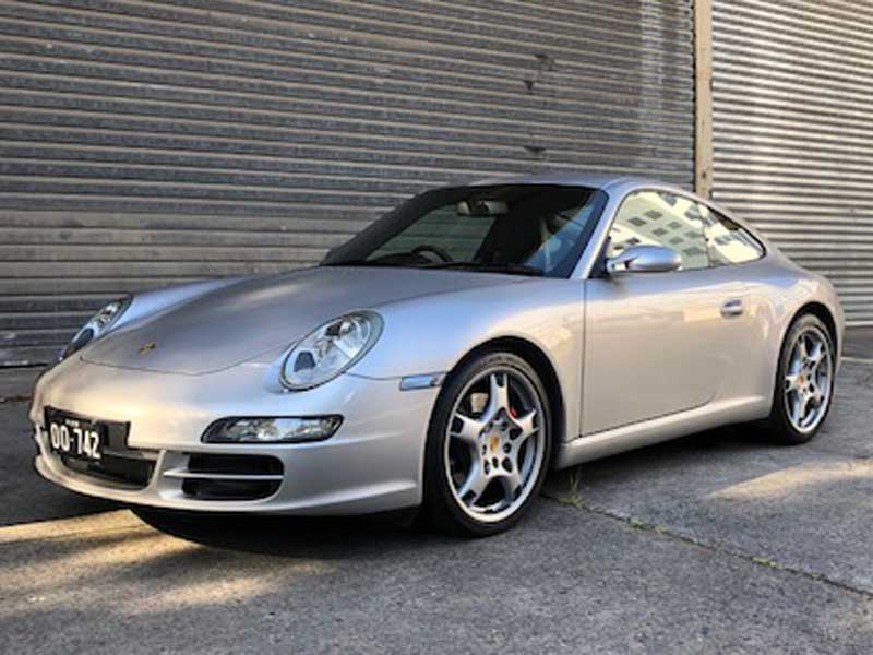 2006 Porsche 911 Carrera S 997 Manual MY06