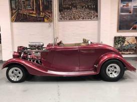 1934 Deuce Body Hot Rod