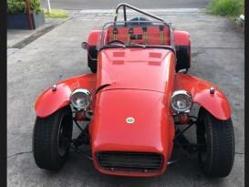 1968 Lotus Super 7