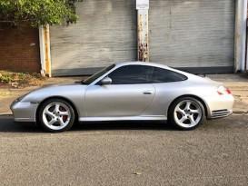 2002 Porsche 996 4S