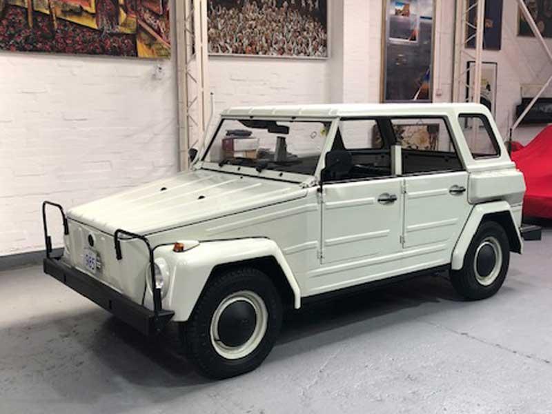 1976 Volkswagen Typ 181