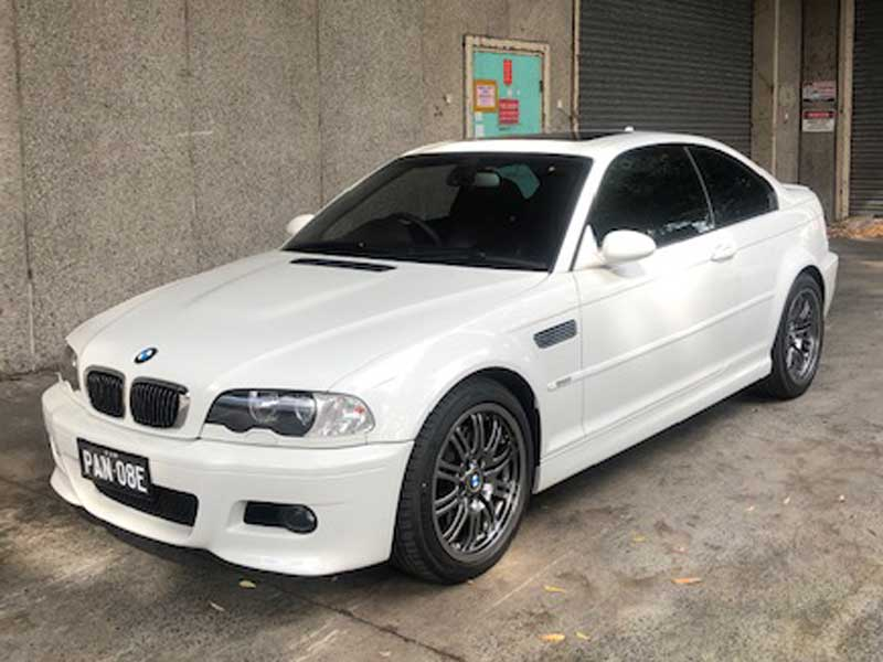 2003 BMW M3 E46 Manual MY03