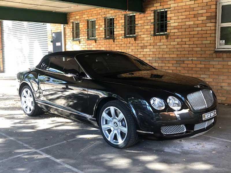 2007 Bentley Continental GTC Auto 4wd