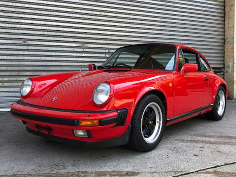 1979 Porsche 911 SC Manual 3.0L 5 speed