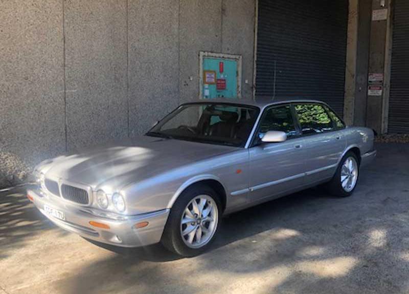 2002 Jaguar XJ8 Sport Auto