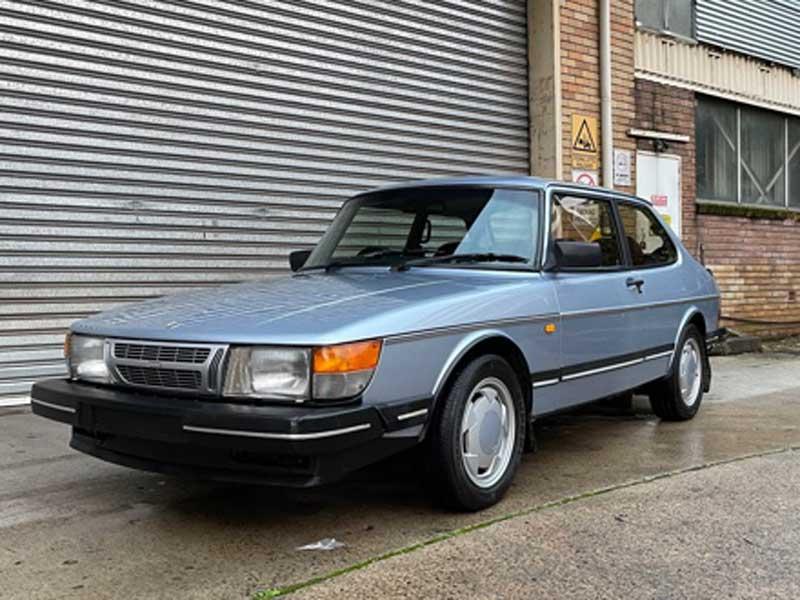 1986 Saab 900 EMS