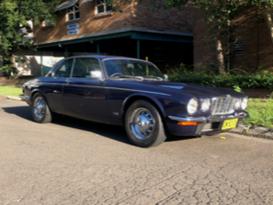 1977 Jaguar XJC 5.3 V12